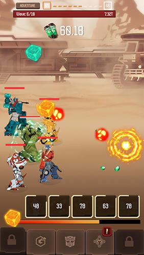Transformers arena screenshot 2