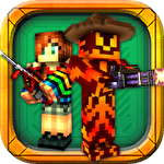 Block force: Cops and robbers icon