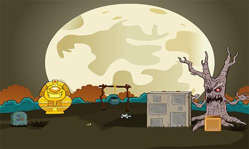 Zombie coffin escape 2 für Android