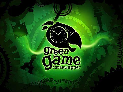 ロゴグリーン・ゲーム:タイム・スワッパー
