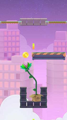 截图Nom plant在iPhone