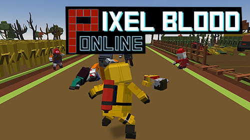 Pixel blood online screenshot 1