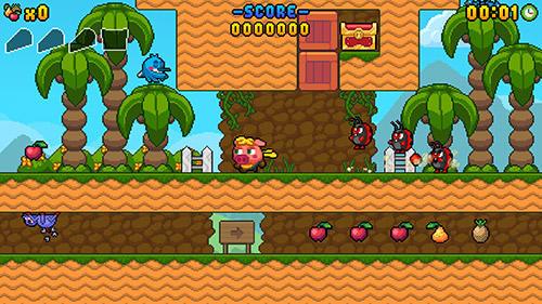 Pixel art games Spoorky in English