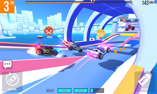 SUP multiplayer racing screenshot 2