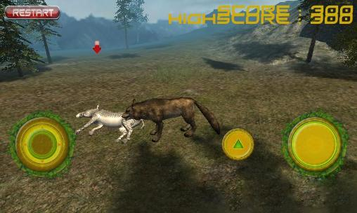Real wolf simulator für Android