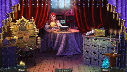 Mysteries of Neverville: A hidden object journey Screenshot