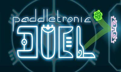 アンドロイド用ゲーム パドルトロニック・デュエル のスクリーンショット
