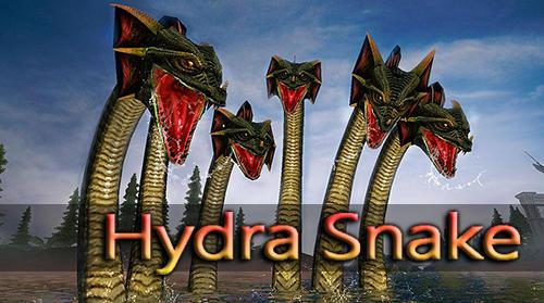 Hydra snake simulator 3D Screenshot