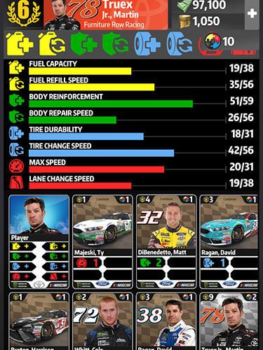 NASCAR rush для Android