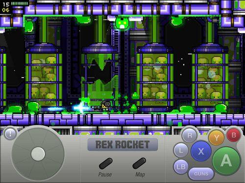 Rex Rakete für iPhone