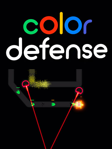 Color defense: Tower defense TD Screenshot