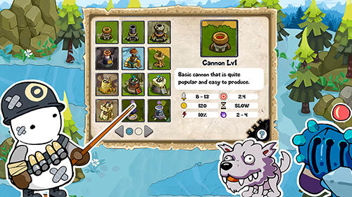 Defend the tower: Castle defence element Screenshot