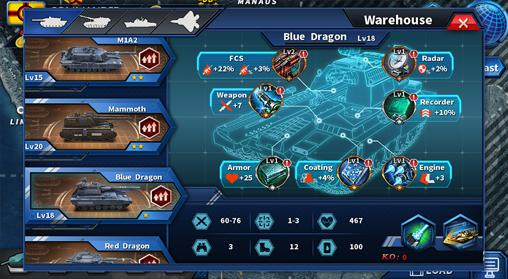 Glory of generals 2: Ace para Android
