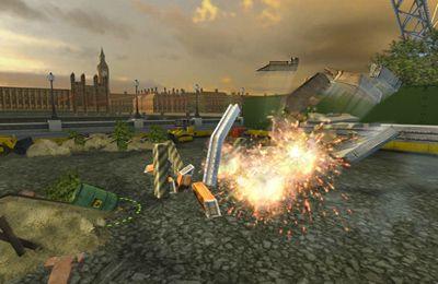 Разрушитель Зданий 3D для iPhone бесплатно