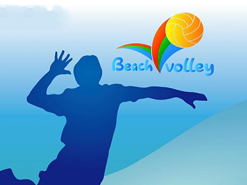 アイコン Beach volleyball 2016