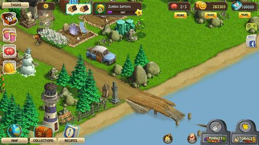 Zombie settlers para Android