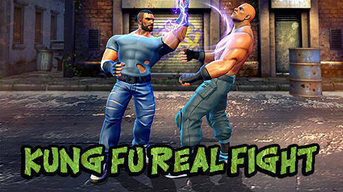 Kung fu real fight: Fighting games Symbol