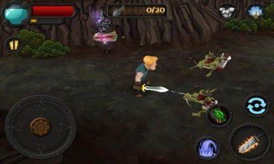 DevilDark: The Fallen Kingdom скриншот 1