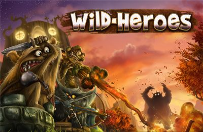 logo Wild Heroes