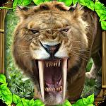 Иконка Sabertooth tiger simulator