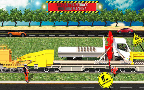 Simulation games Train games: Construct railway for smartphone