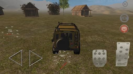 4x4 offroad trophy racing для Android