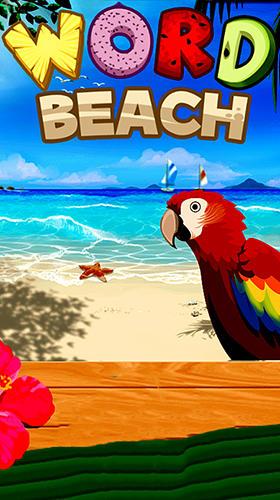 Word beach Screenshot