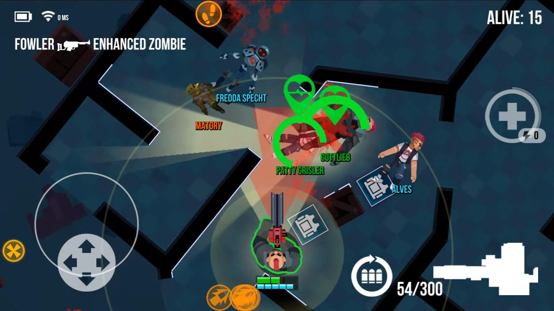 Bullet Echo скріншот 1
