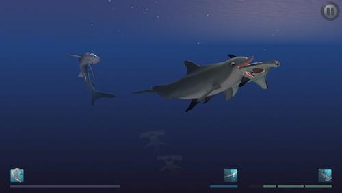 Screenshot Ich bin Delfin auf dem iPhone