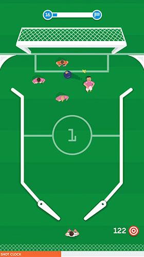 サッカー・ピンボール・プロの日本語版