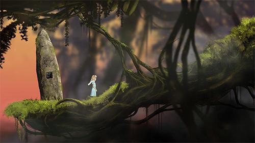 Lucid dream adventure Screenshot