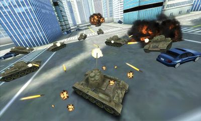 Gta Tank VS New York para Android