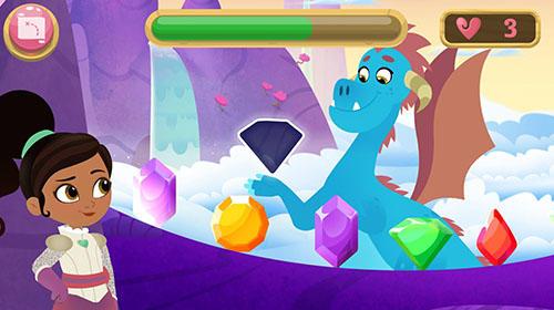 Arcade-Spiele Nella the princess knight: Kingdom adventures für das Smartphone