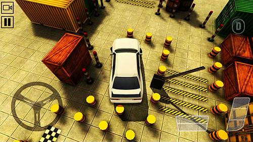 de parking Car driver 4: Hard parking en français