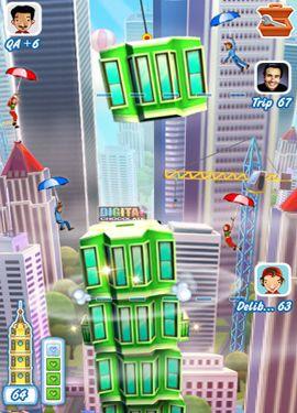 Turmbau: New York für iPhone