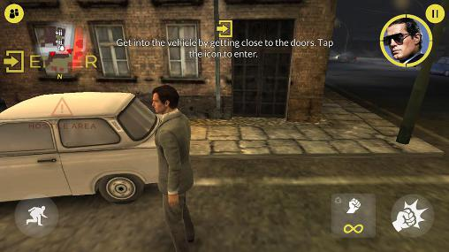 The man from U.N.C.L.E. Mission: Berlin screenshot 1