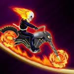 Moto fire Symbol