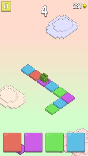 Rainbow clouds für Android