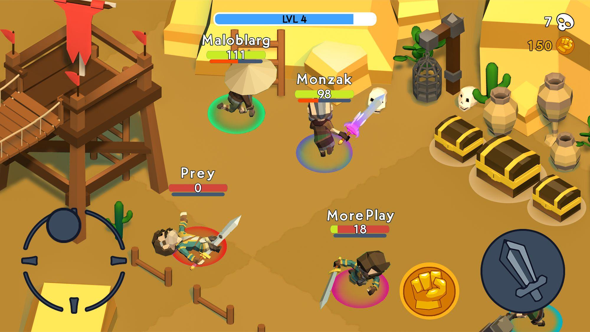 HeadHunters io screenshot 1