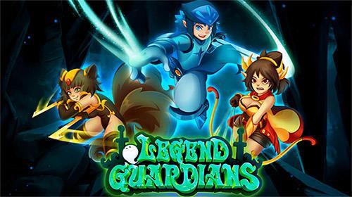 Legend guardians: Mighty heroes. Action RPG Screenshot