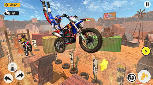Moto bike racing stunt master 2019 для Android