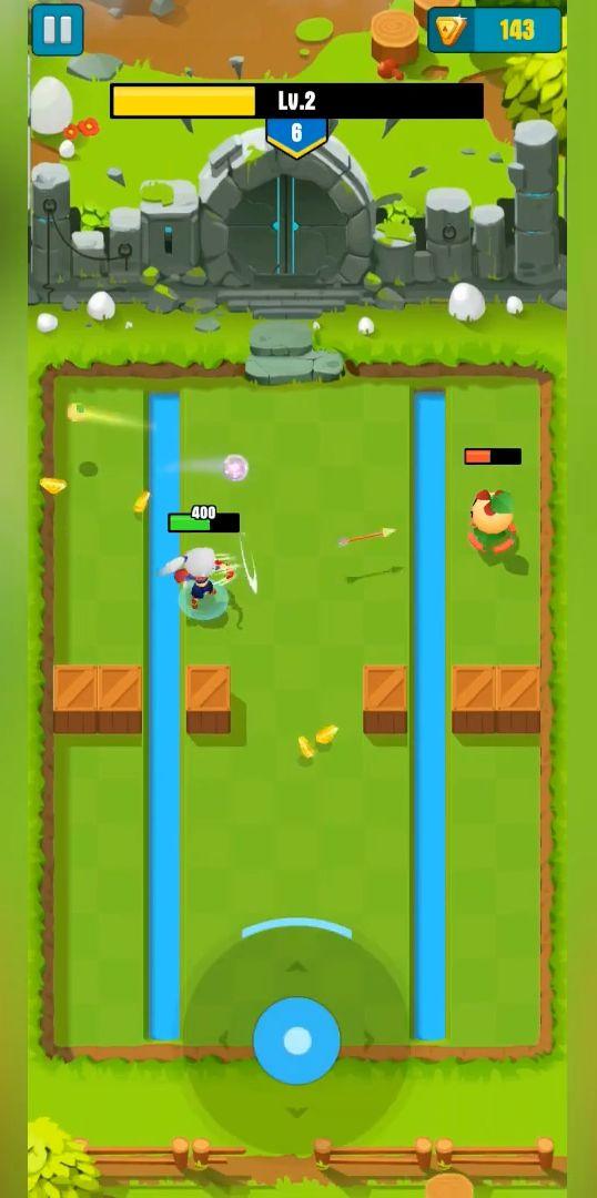 Hunter Hero - Arcade Archer Shooter スクリーンショット1