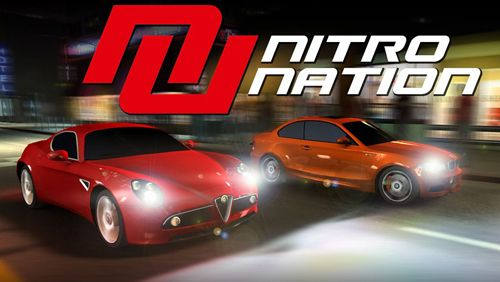 логотип Нитро нація: Онлайн