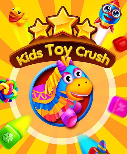 Kids toy crush скриншот 1