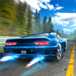 Real car speed: Need for racer Symbol
