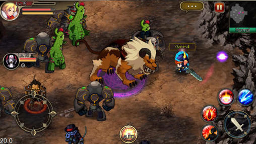 Zenonia S for Android