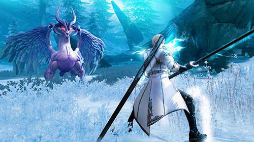 RPG-Spiele Rangers of oblivion für das Smartphone