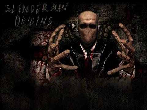 logo Slender man: Origins