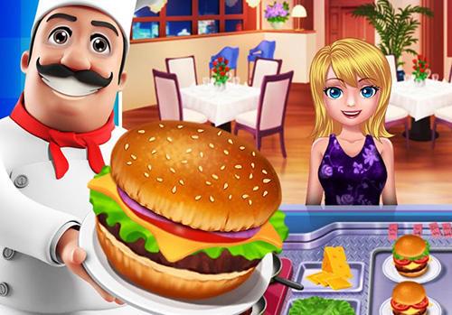 Food court fever: Hamburger 3 auf Deutsch