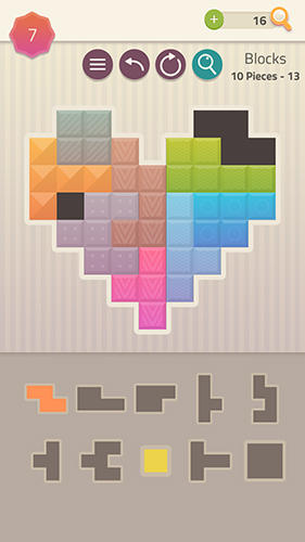 Tangrams and blocks скриншот 4